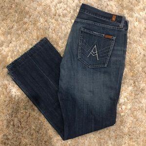 "Men's 7 for All Mankind ""A"" Pocket Jean"